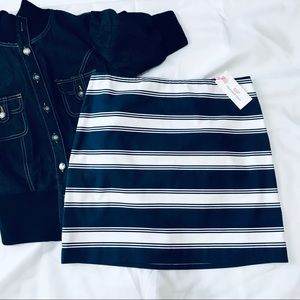 Vineyard Vines Splash Stripe Skirt, Size 6